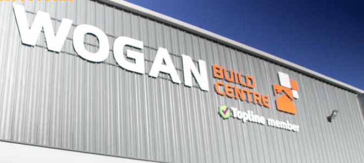 00b77fc72a The Complete Builders Merchant  is Wogans  Slogan