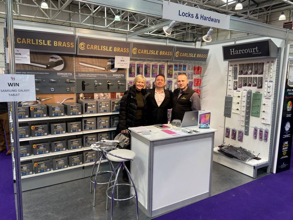 Locks and Hardware recent Trade Show